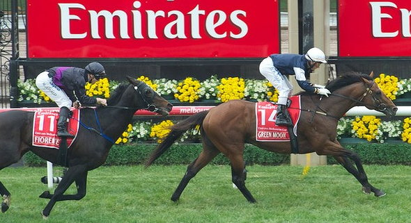 green-moon-melbourne-cup